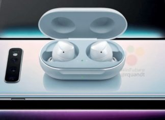 Watch The Galaxy S10 Charge The New Galaxy Buds Wireless Headphones