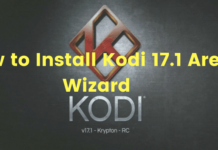 Install Kodi 17.1 Ares Wizard & get Pin using http://bit.ly/build_pin