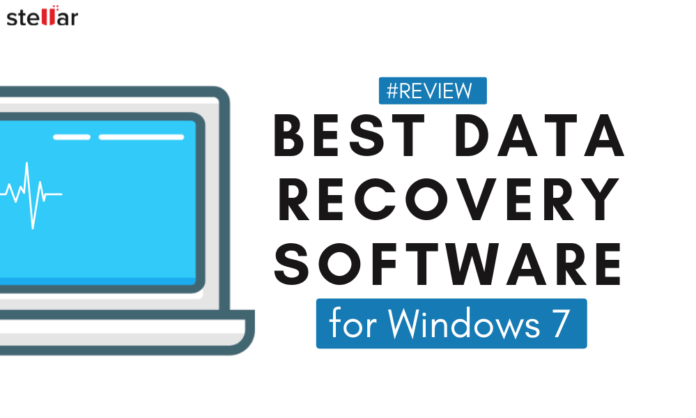 Best Data Recovery Software for Windows 7