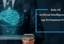 AI Role & Importance in the App Development Process