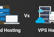 Differences Between Shared and VPS Hosting