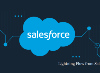 How to Use Lightning Flow from Salesforce