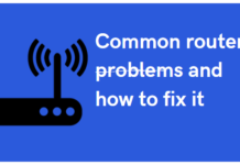 common router problems and how to fix it