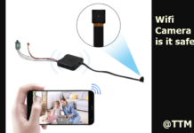 Is your Wi-Fi enabled camera safe and secure