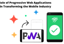 Role of Progressive Web Applications in Transforming the Mobile Industry