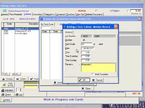 How Does an Auto Repair Shop Management Software Work