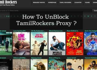 TamilRockers Proxy |Top 11 Mirror Sites In 2020 & How to Unblock It?