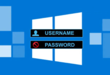 Prevents a user from changing their password in Windows 10