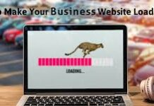 How to Make Your Business Website Run Faster