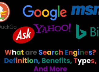What are Search Engines? – Definition, Benefits, Types, And More