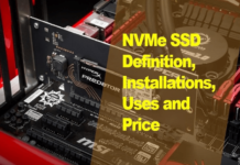 NVMe SSD – Definition, Installation, Uses and Price