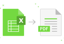 Your Tool To Convert Excel Files To PDFs