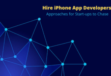 HIRE IPHONE APP DEVELOPERS: APPROACHES FOR START-UPS TO CHASE